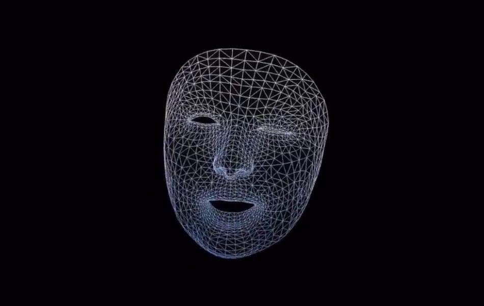 Face Mesh w aplikacji AR MeasureKit