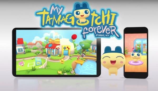 My Tamagotchi Forever trafi na smartfony w 2018 roku