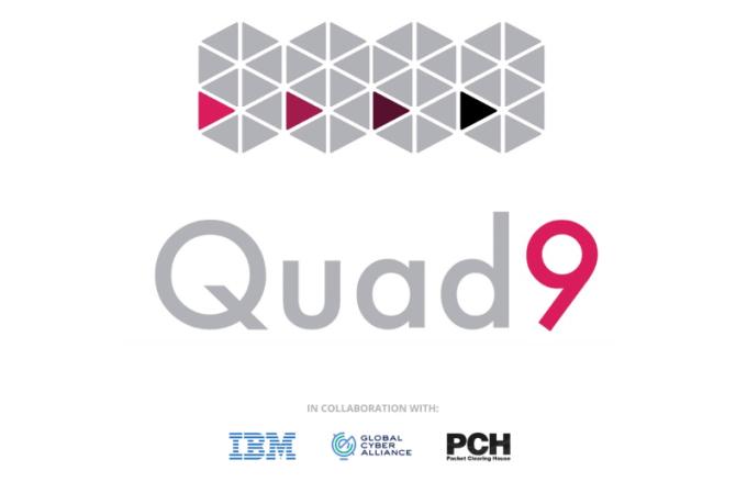 DNS Quad9 9.9.9.9 (logo)