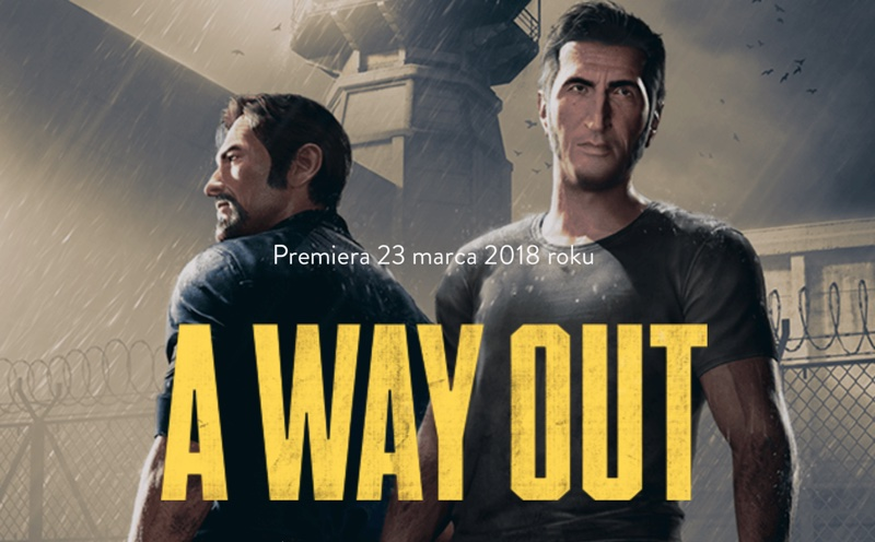 "Premiera gry ""A Way Out"" już 23 marca 2018 r."
