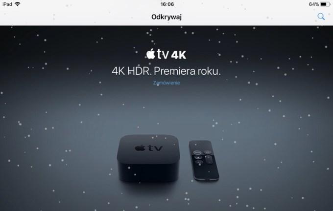 Jak wywołać śnieg w aplikacji Apple Store #letitsnow