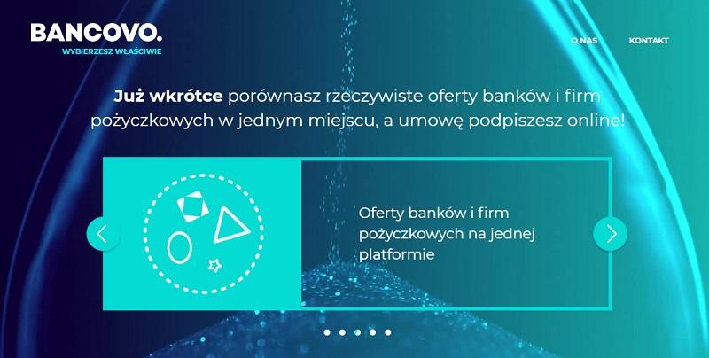 Bancovo. - oferty pożyczkowe na jednej platformie