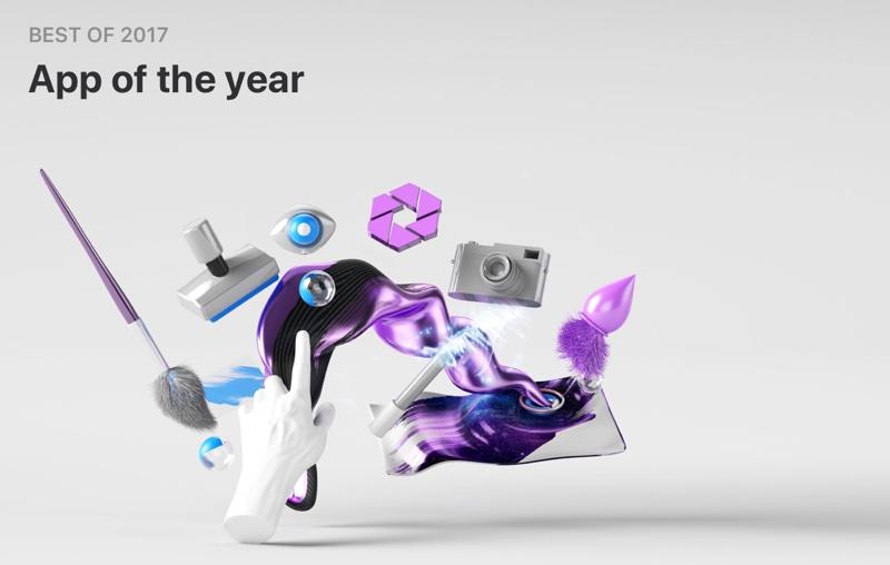 Best of 2017 - App Store - App
