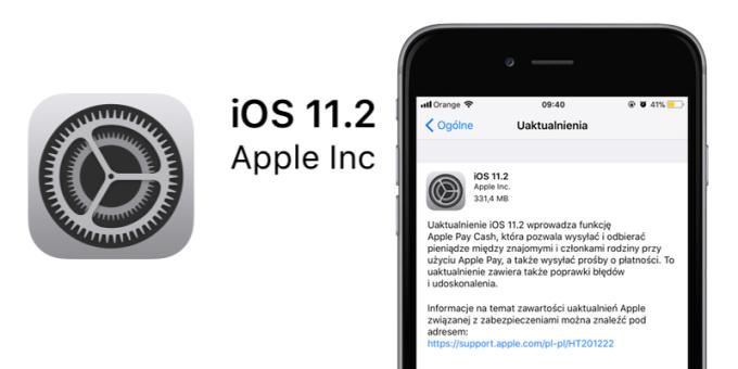 iOS 11.2 OTA