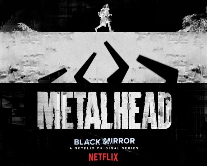 """Metalhead"" (Twardogłowy) Czarne Lustro (oryg. Black Mirror)"