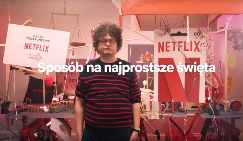 Netflix - sposób na proste święta