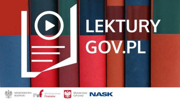 Lektury.gov.pl to cyfrowa biblioteka z lekturami za darmo
