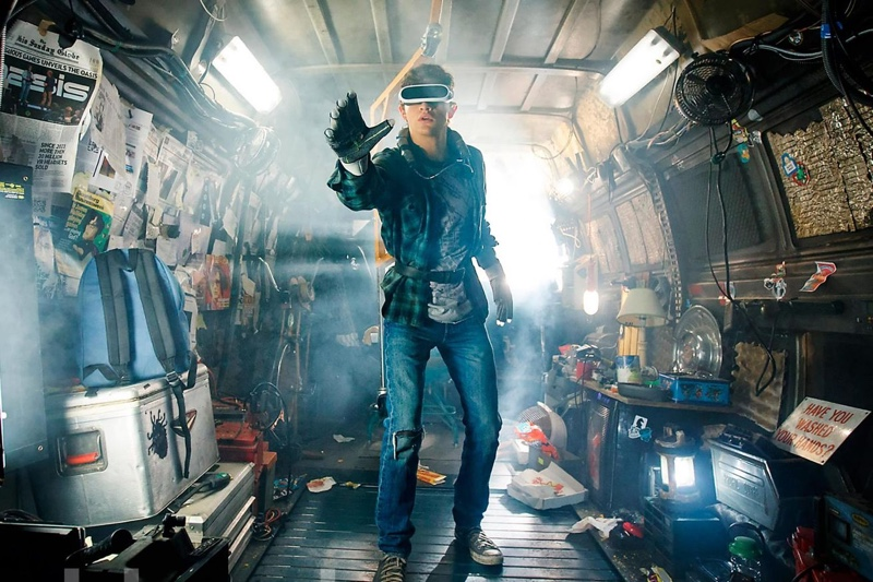 Ready Player One - film Stevena Spielberga