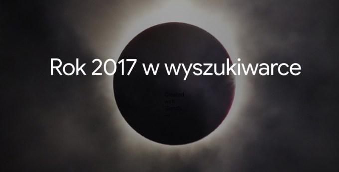 Raok 2017 w wyszukiwarce Google