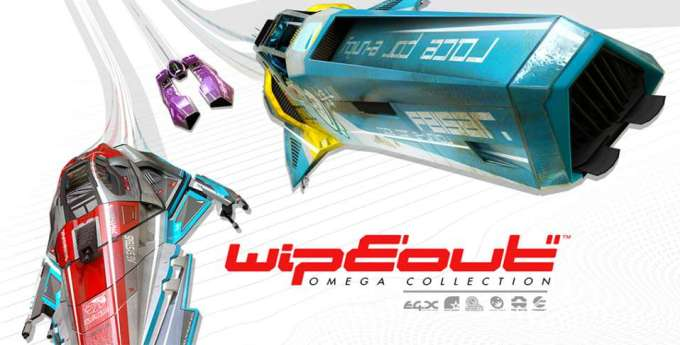 WipEout Omega Collection an Playstation VR