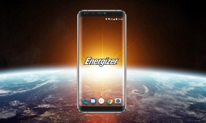 Energizer POWER MAX P600S - smartfon