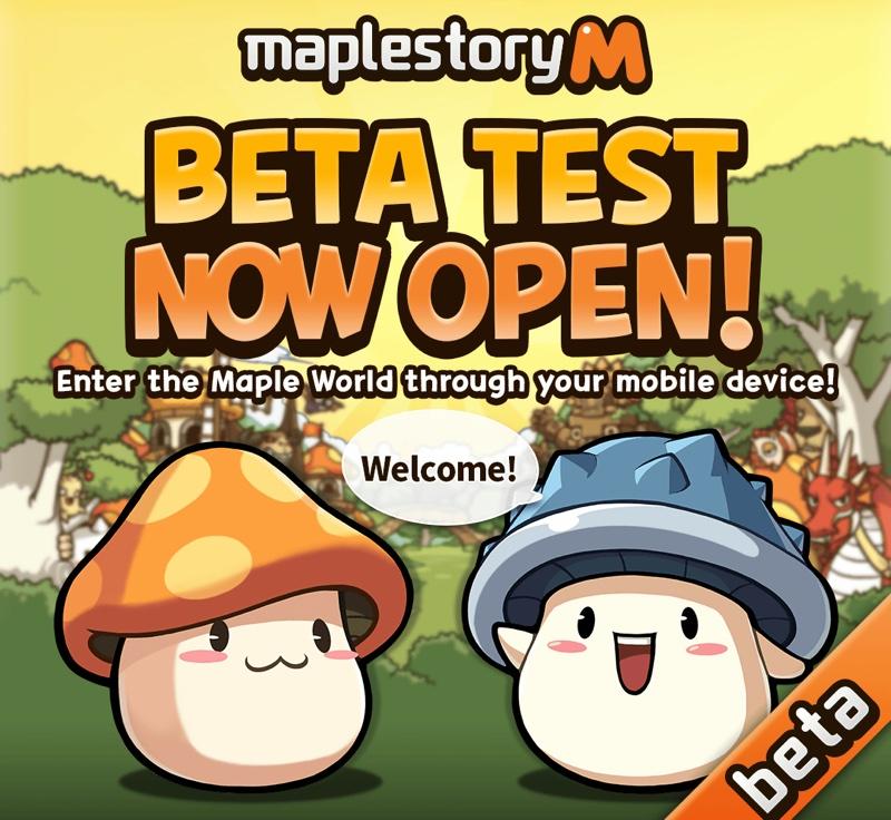 MapleStory M - testy beta na Androida