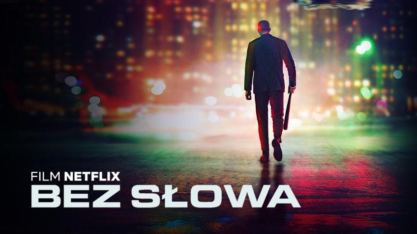 """""""Mute"""", """"Bez słowa"""" - film Netflix 2018 Duncan Jones"""