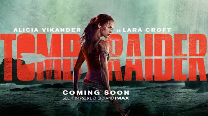 "Film ""Tomb Raider"" (2018)"