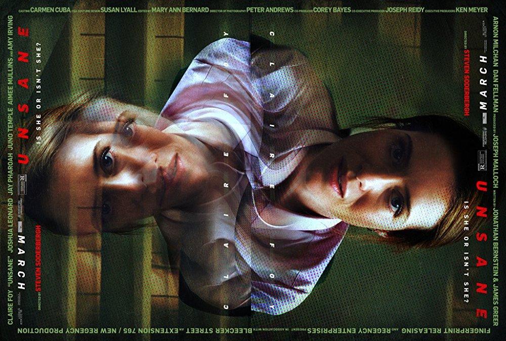 """Unsane"" reż. Steven Sodenbergh (23.03.2018)"