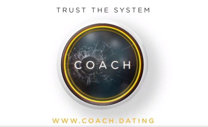 Trust the system - coach.dating