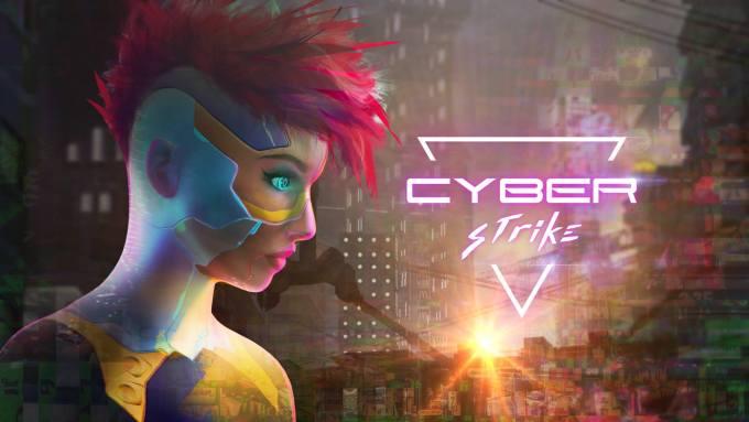 Cyber Strike, gra mobilna od The Dust