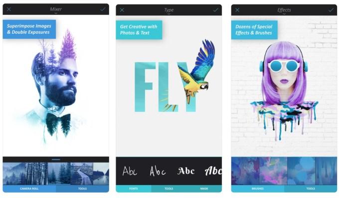 Aplikacja mobilna Enlight do edycji zdjęć na iPhone'ie