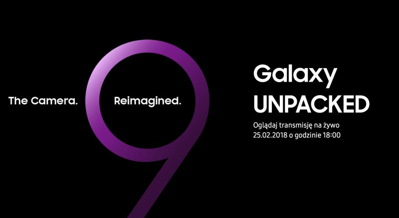 Galaxy Unpacked 2018
