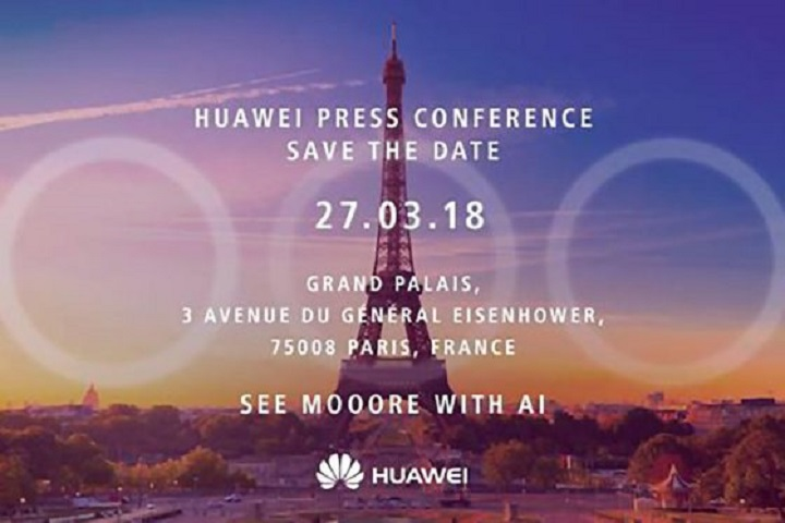 Huawei P20 Event (27 marca 2018)