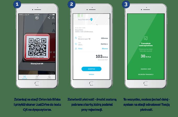 Jak płacić za paliwo przez aplikację mobilną?