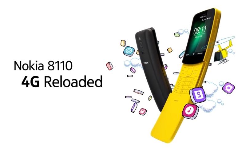 Nokia 8810 4G Reloaded