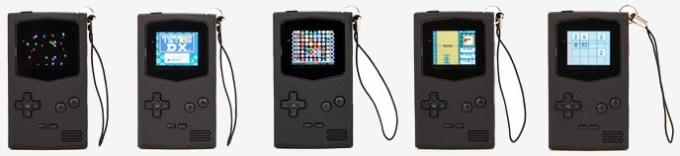 Kieszonkowy emulator gier PocketSprite