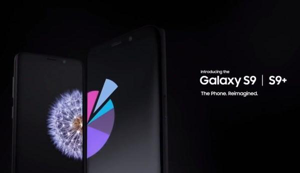 Wyciekło wideo z dzisiejszej premiery Samsunga Galaxy S9