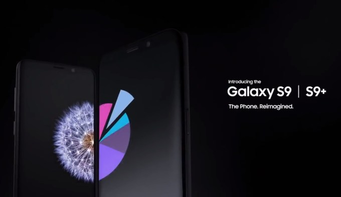 Samsung Galaxy S9 i S9 Plus - The Phone. Reimagined.