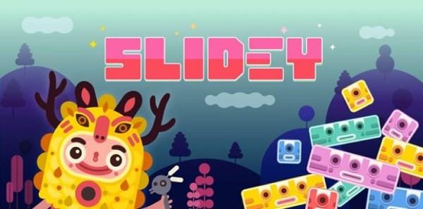 Wciągnij się w Slidey – mobilny tetris w innym wydaniu