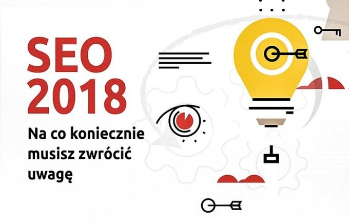 SEO 2018 - trendy i porady
