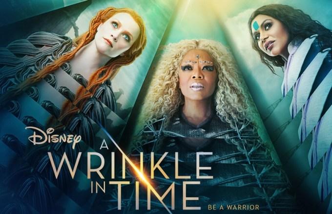 A Wrinkle in Time (Pułapka czasu) - film 2018