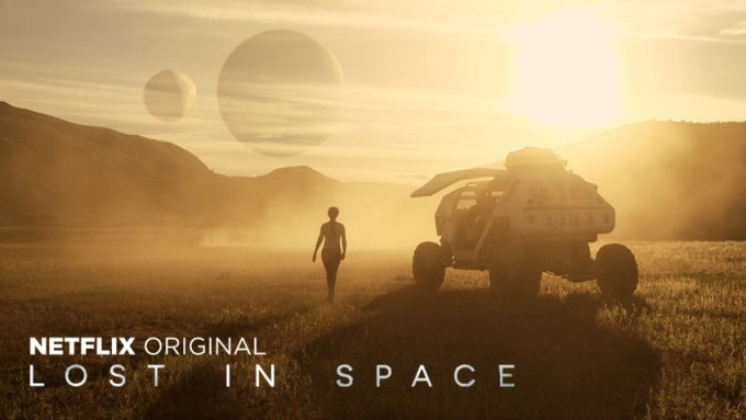 "Serial ""Lost in Space"" (Zagubieni w kosmosie) - Netflix"