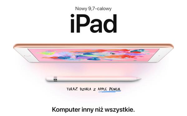 Wszystko, co Apple ogłosiło podczas wydarzenia dla edukacji (27 marca 2018)