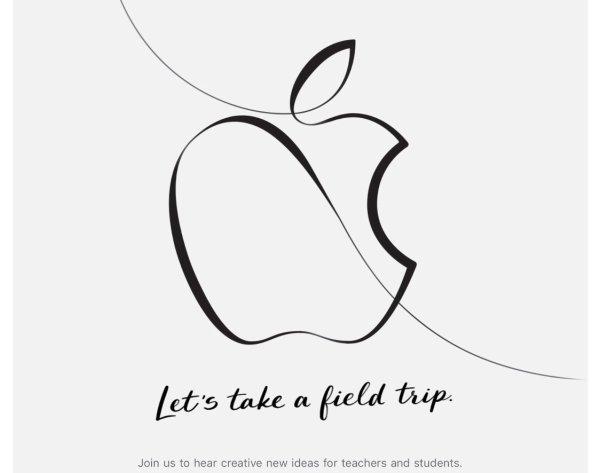 Apple zapowiedziało na 27 marca wydarzenie poświęcone edukacji