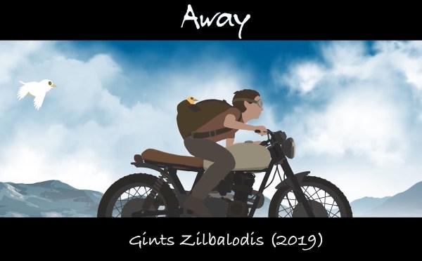 """""""Away"""" to pełnometrażowy film wykonany przez jedną osobę"""