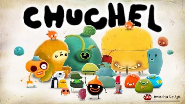 """Nowa gra """"CHUCHEL"""" od czeskiego studia Amanita Design 🍒"""