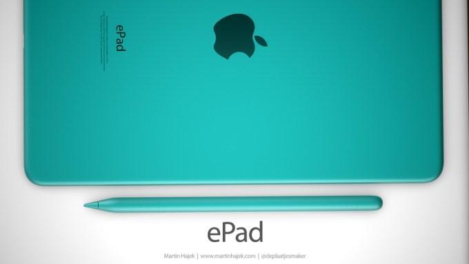 ePad (by Martin Hajek)