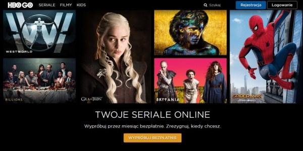 HBO GO można już oglądać bez umowy z operatorem, tak jak Netflixa