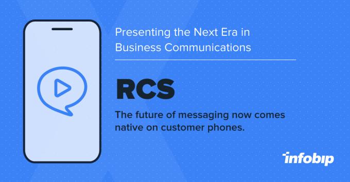 Infobip wspólnie z Vodafone rozwija standard Rich Communication Services (RCS)
