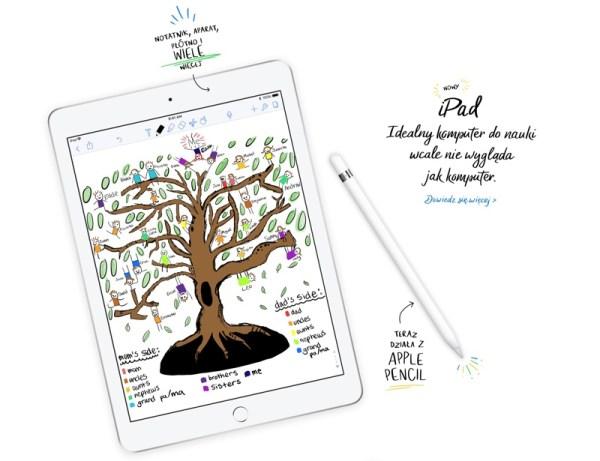 Apple wydało finalną wersję iOS 11.3, ale tylko dla nowego iPada