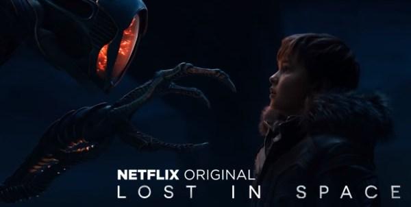 """Nowy zwiastun remake'u """"Zagubieni w kosmosie"""" od Netflix"""