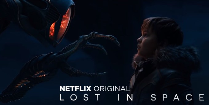 Zagubieni w kosmosie (Lost in Space) - Netflix Original