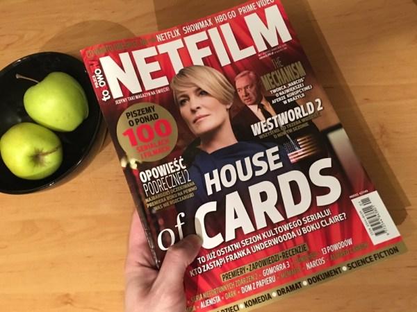 """Czytamy """"Netfilm"""" i… jednak można wydać magazyn o VOD"""