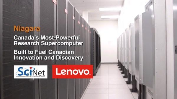 Niagara to najpotężniejszy kanadyjski superkomputer naukowy