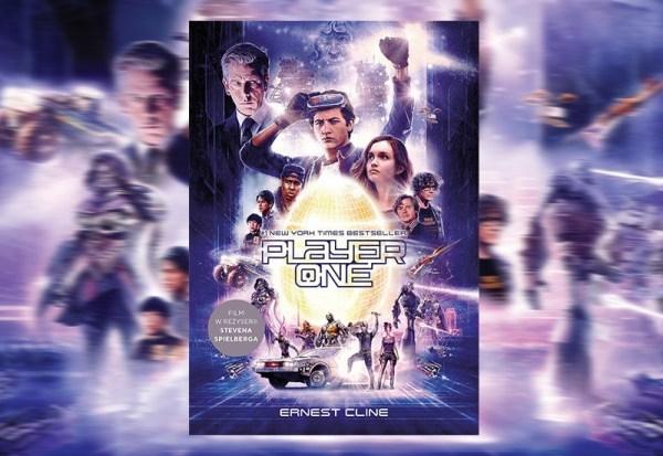 """Książka pt. """"Player One"""" Ernesta Cline'a pojawi się 4 kwietnia"""