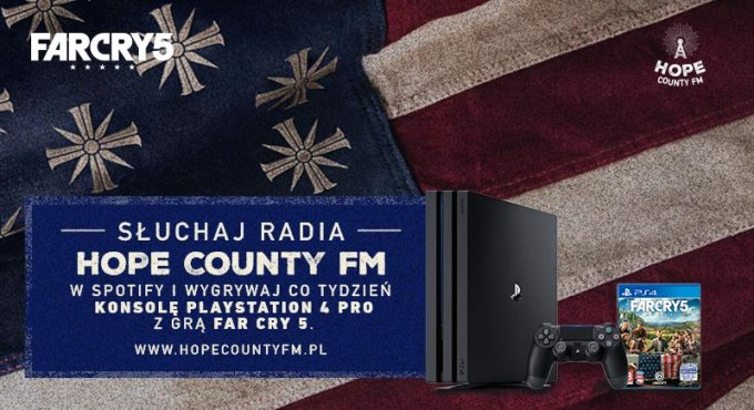 Radio Hope County FM  - Far Cry 5