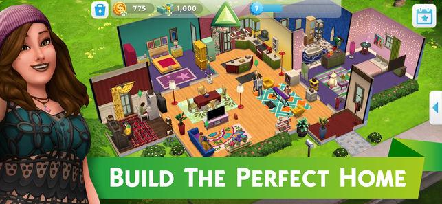 The Sims Mobile - buduj idealny dom