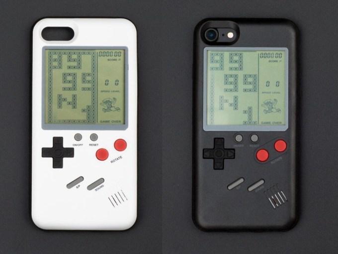 Etui Wanle Gamers Console for iPhone - (białe i czarne)