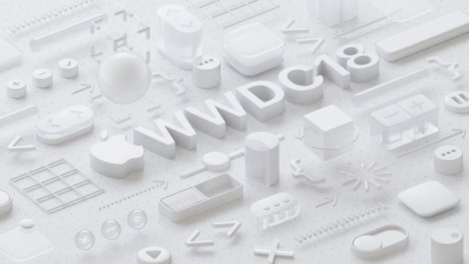 WWDC18 - Apple (4 czerwca 2018)